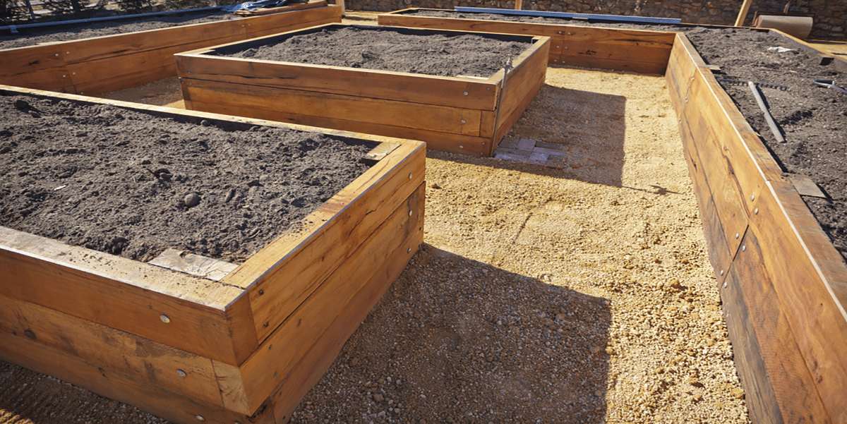 How To Fill Raised Garden Beds